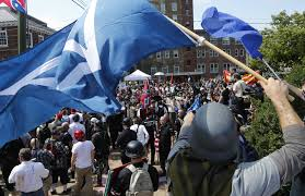 The Bonnie Blue Flag What Those Symbols At The White Nationalist Rally Really Meant