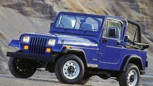 jeep wrangler the history of the jeep wrangler roadshow