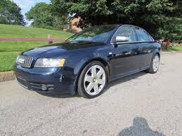 2004 audi s4 blue audi s4 for sale carsforsale com