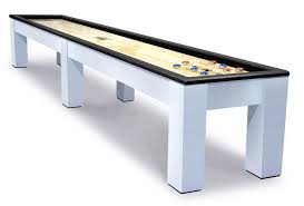 Shuffle Board Tables Madison Shuffleboard Table By Olhausen
