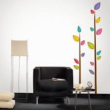Home Decoration Wall Stickers Modern Home Decorating Graphic Wall Stickers Tree On Walls