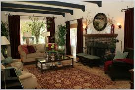 Spanish Style Home Decorating Ideas by Living Modern Spanish House Dining Room And Living Room Spanish