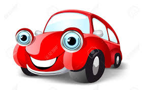 cartoon convertible car vehicle clipart red car pencil and in color vehicle clipart red car