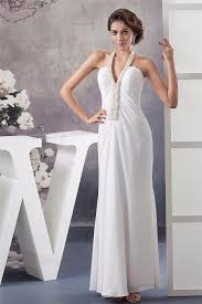 discount beach wedding gowns elegant bohemian wedding dresses