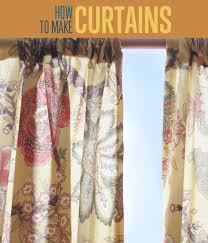 how to make curtains how to make curtains diy projects craft ideas how to s for home