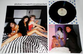 Prince And Vanity 6 Popsike Com Prince Vanity 6 Lp Rare 1982 Original Poster