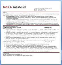 exle of resume for mechanic resume exles technician resume sle resume for