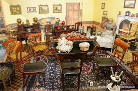 category antique and vintage dollhouse miniatures display the