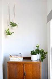 Diy Hanging Planters by Hanging Clay Planters Diy Diy Hanging Planter Air Dry Clay And