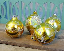 glass ornaments etsy