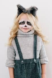 Raccoon Halloween Costumes Diy Woodland Halloween Costumes Peanut Magazine