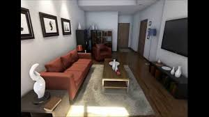 unreal engine 4 realistic rendering room demo youtube