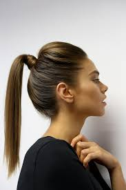 ponytail bump 10 tips to get the ponytail hair world magazine