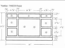 Standard Height Of Vanity Bathroom Standard Height For Bathroom Vanity Standard Height Of