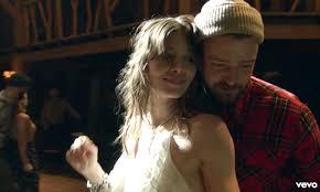 film ninja dancing justin timberlake dances with jessica biel in music video people com
