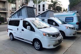 minivan nissan nissan nv200 recon camper van review