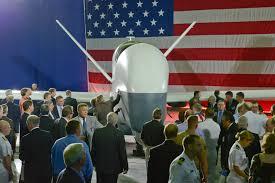 Nautical Flags Test Northrop Grumman Unveils U S Navy U0027s Mq 4c Bams Triton Navair