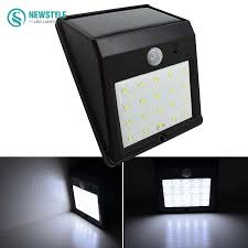 Solar Night Lights by Online Get Cheap Outdoor Night Lights Aliexpress Com Alibaba Group