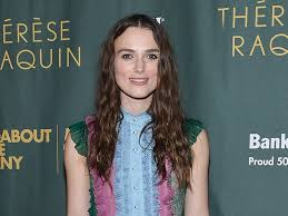 hairstyles for giving birth keira knightley s hair is totally different after giving birth self