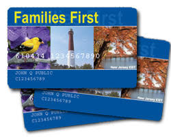 department of human services families first card electronic