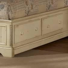 Wilshire Bedroom Furniture Collection Hillsdale Wilshire 4 Piece Panel Storage Bedroom Set In Antique