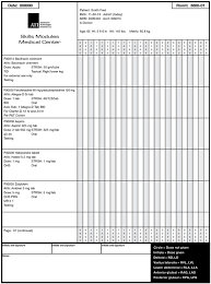 10 best images of mar medication chart examples medication