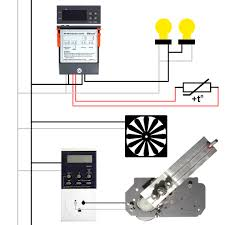 incubator wiring diagram incubator thermostat wiring diagram