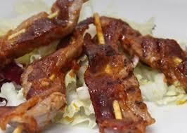 cuisiner un filet de canard brochettes de canard et bacon canards du lac brome