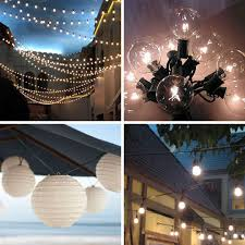 Lighting For Patios The Best Outdoor String Lights To Light Up The Backyard Patio Or