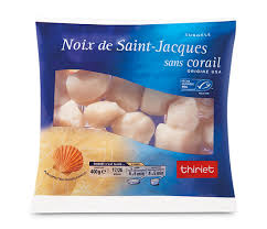 comment cuisiner les coquilles st jacques surgel馥s acheter vos noix de jacques et poissons crustacés et