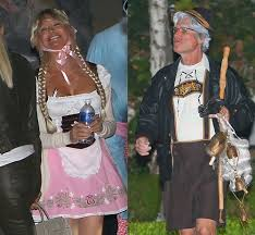Hansel Gretel Halloween Costume Celebrity Style Halloween U0027said U0027 Australia
