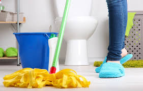floor in disgusting bathroom cleaning mistakes you didn t you were