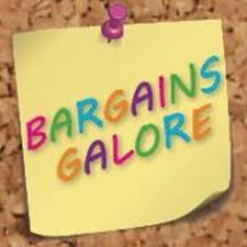 bargains galore on twitter
