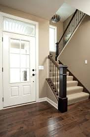 inside of front door painted benjamin moore chelsea graypaint