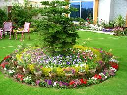 small pond designs garden flower pot arrangements outdoor with in