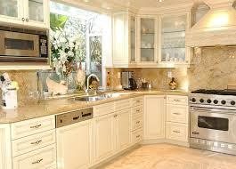 cream painted kitchen cabinets cream kitchen cabinet ing cream kitchen cabinet paint thinerzq me