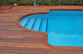 decks for inground pools pools u0026 backyards pinterest decking