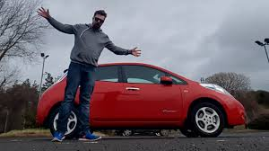 nissan leaf lease 2017 24hrs with an electric car 2017 nissan leaf youtube