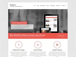 wordpress layout how to esteem free wordpress themes