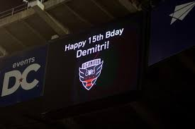name in lights d c united