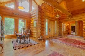 beautiful log home interiors lovely log cabin homes interior hammerofthor co