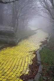follow the yellow brick road evilbuildings