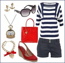 nautical attire ready for summer nautical