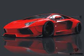 Lamborghini Aventador On Road - liberty walk u0027s road to sema starts now speedhunters