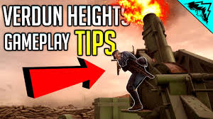 siege canon battlefield 1 map tips verdun heights siege cannon trench
