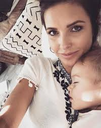 how audrina patridge is spending thanksgiving as a
