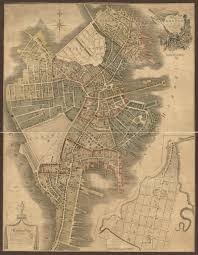 Boston Station Map by Putting Boston On The Map Land Reclamation And The Growth Of A