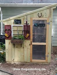 How To Make A Small Outdoor Shed by Top 25 Best Tool Sheds Ideas On Pinterest Garden Shed Diy