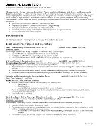 legal resumes 20 litigation lawyer resume sample template law