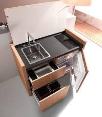 cuisine compacte design kitchoo compact